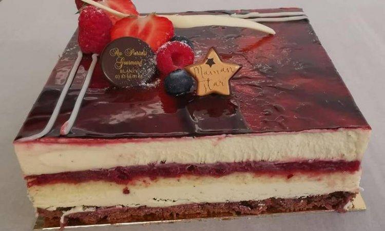 Gâteau à Blanzy